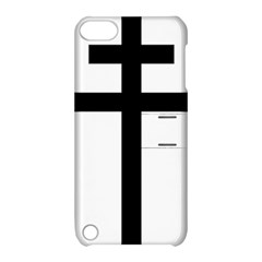 Patriarchal Cross Apple iPod Touch 5 Hardshell Case with Stand