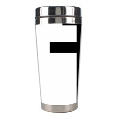 Patriarchal Cross Stainless Steel Travel Tumblers