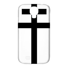 Patriarchal Cross Samsung Galaxy S4 Classic Hardshell Case (PC+Silicone)
