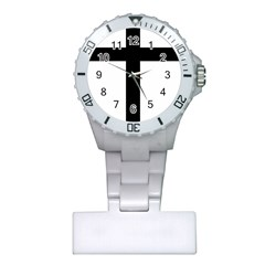 Patriarchal Cross Plastic Nurses Watch