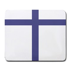 Patriarchal Cross Large Mousepads