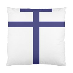 Patriarchal Cross Standard Cushion Case (One Side)
