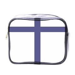 Patriarchal Cross Mini Toiletries Bags