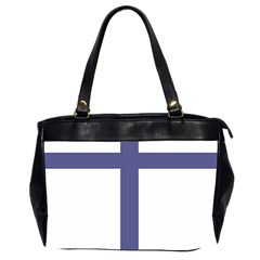 Patriarchal Cross Office Handbags (2 Sides)
