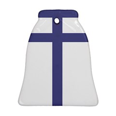 Patriarchal Cross Ornament (Bell)