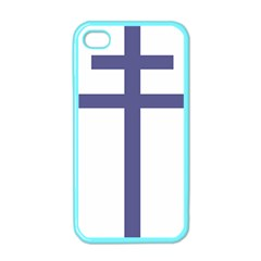 Patriarchal Cross Apple Iphone 4 Case (color)