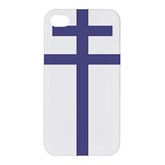 Patriarchal Cross Apple iPhone 4/4S Hardshell Case