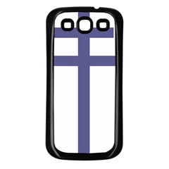 Patriarchal Cross Samsung Galaxy S3 Back Case (black)