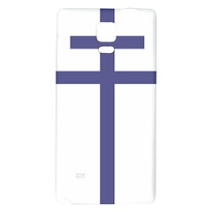 Patriarchal Cross Galaxy Note 4 Back Case
