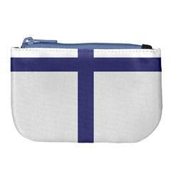 Patriarchal Cross Large Coin Purse