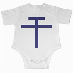 Patriarchal Cross Infant Creepers