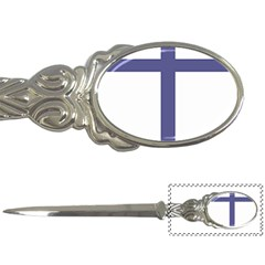 Patriarchal Cross Letter Openers