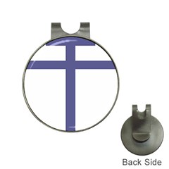 Patriarchal Cross Hat Clips With Golf Markers