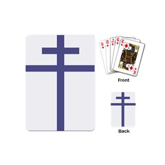 Patriarchal Cross Playing Cards (Mini)