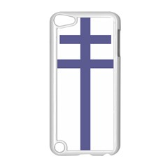 Patriarchal Cross Apple Ipod Touch 5 Case (white)