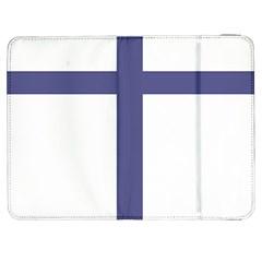 Patriarchal Cross Samsung Galaxy Tab 7  P1000 Flip Case