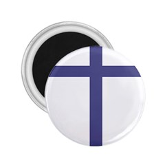 Patriarchal Cross  2 25  Magnets