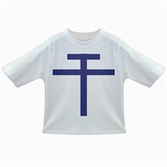 Patriarchal Cross  Infant/toddler T Shirts