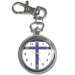 Patriarchal Cross  Key Chain Watches