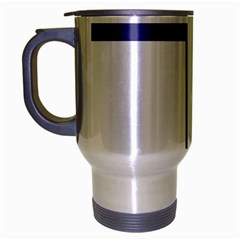 Patriarchal Cross  Travel Mug (silver Gray)