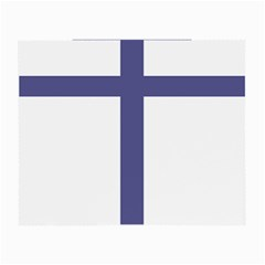 Patriarchal Cross  Small Glasses Cloth