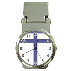 Patriarchal Cross  Money Clip Watches