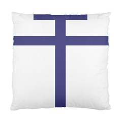 Patriarchal Cross  Standard Cushion Case (two Sides)