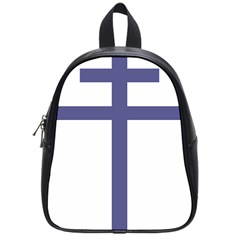 Patriarchal Cross  School Bags (Small)