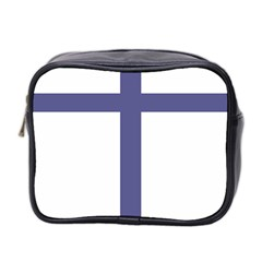 Patriarchal Cross  Mini Toiletries Bag 2-Side
