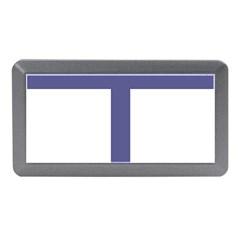 Patriarchal Cross  Memory Card Reader (Mini)