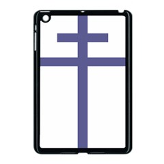 Patriarchal Cross  Apple Ipad Mini Case (black)
