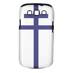 Patriarchal Cross  Samsung Galaxy S Iii Classic Hardshell Case (pc+silicone)