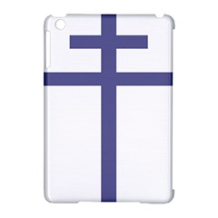 Patriarchal Cross  Apple Ipad Mini Hardshell Case (compatible With Smart Cover)