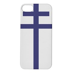 Patriarchal Cross  Apple Iphone 5s/ Se Hardshell Case
