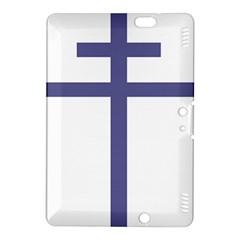 Patriarchal Cross  Kindle Fire HDX 8.9  Hardshell Case