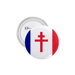 Flag Of Free France (1940 1944) 1 75  Buttons