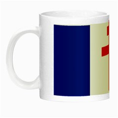 Flag Of Free France (1940 1944) Night Luminous Mugs