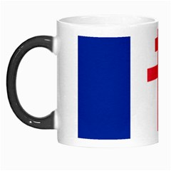 Flag Of Free France (1940 1944) Morph Mugs