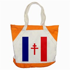Flag Of Free France (1940 1944) Accent Tote Bag