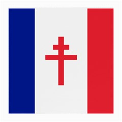 Flag of Free France (1940-1944) Medium Glasses Cloth (2-Side)