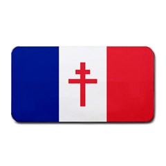 Flag Of Free France (1940 1944) Medium Bar Mats