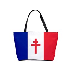 Flag Of Free France (1940 1944) Shoulder Handbags