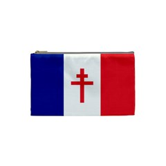 Flag Of Free France (1940 1944) Cosmetic Bag (small)