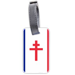 Flag of Free France (1940-1944) Luggage Tags (One Side)