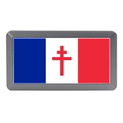 Flag Of Free France (1940 1944) Memory Card Reader (mini)