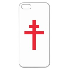 Flag Of Free France (1940 1944) Apple Seamless Iphone 5 Case (clear)