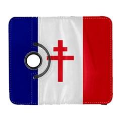 Flag of Free France (1940-1944) Galaxy S3 (Flip/Folio)