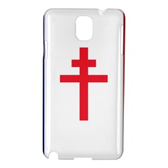 Flag of Free France (1940-1944) Samsung Galaxy Note 3 N9005 Hardshell Case