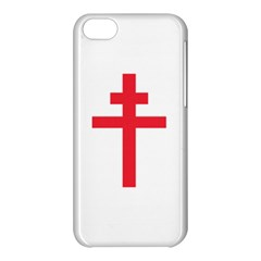 Flag of Free France (1940-1944) Apple iPhone 5C Hardshell Case