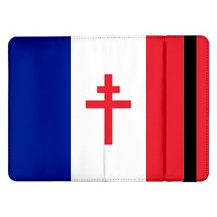 Flag of Free France (1940-1944) Samsung Galaxy Tab Pro 12.2  Flip Case